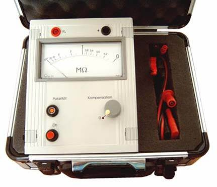 Insulation Resistance Measuring Instrument IMG 500